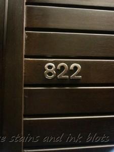 room 822